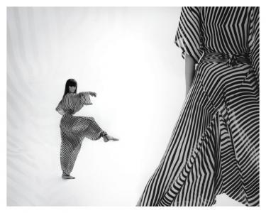 2005 Áthatások, doktori mestermunka /Fotó: Fabrícius Anna